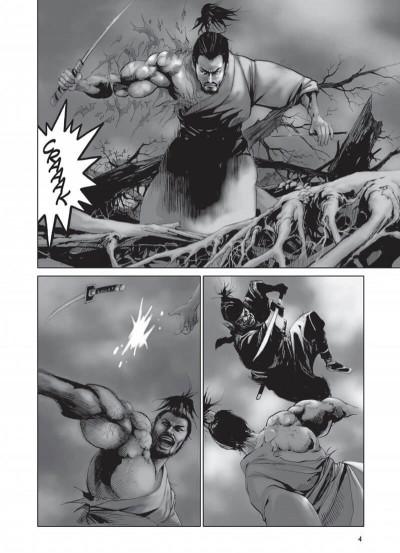 Page 3 taitei no ken tome 2