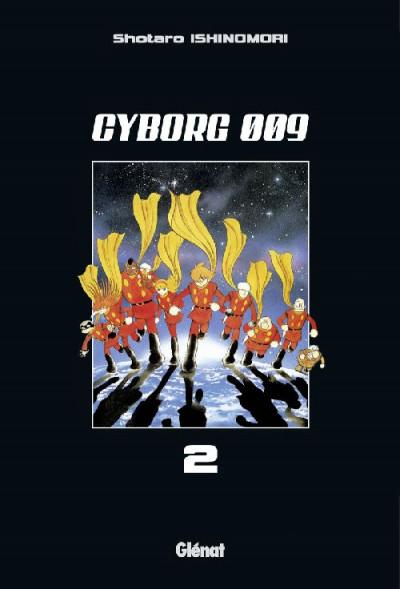 image de cyborg 009 tome 2