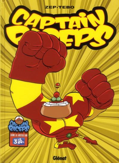 image de captain biceps tome 5