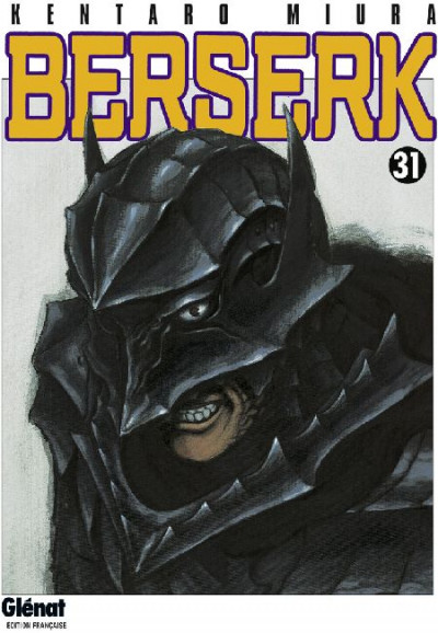 Couverture berserk tome 31
