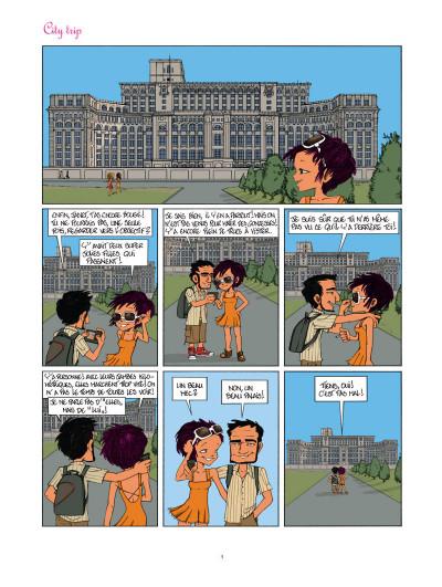 Page 1 arthur et janet ; à fleur de peaux