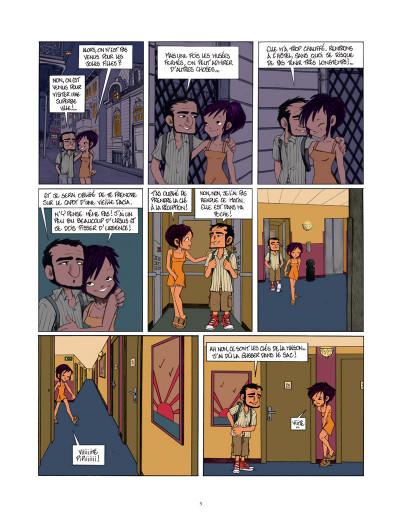 Page 3 arthur et janet ; à fleur de peaux
