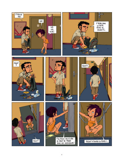 Page 4 arthur et janet ; à fleur de peaux