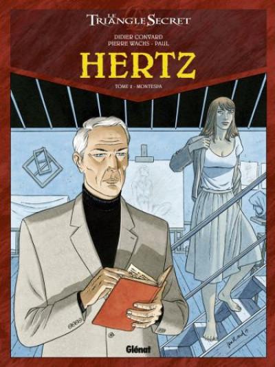 image de le triangle secret - hertz tome 2 - montespa