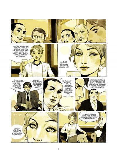 Page 4 destins tome 2 - le fils