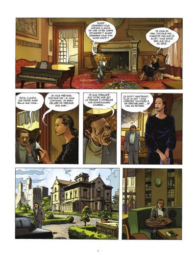 Page 1 le déclic tome 1