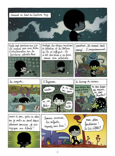 Page 1 ange le terrible tome 2