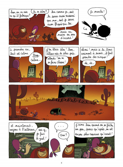 Page 4 ange le terrible tome 2