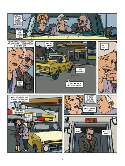 Page 3 destins tome 8 - family Van