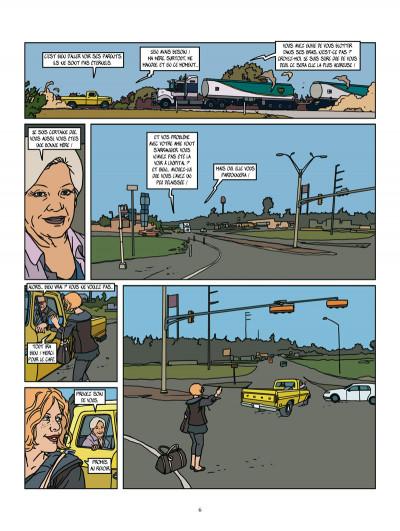 Page 4 destins tome 8 - family Van