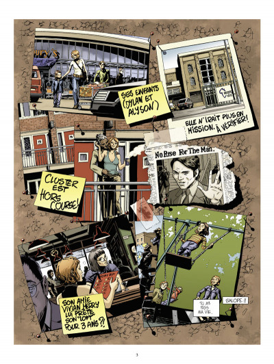 Page 1 destins tome 10 - le mur