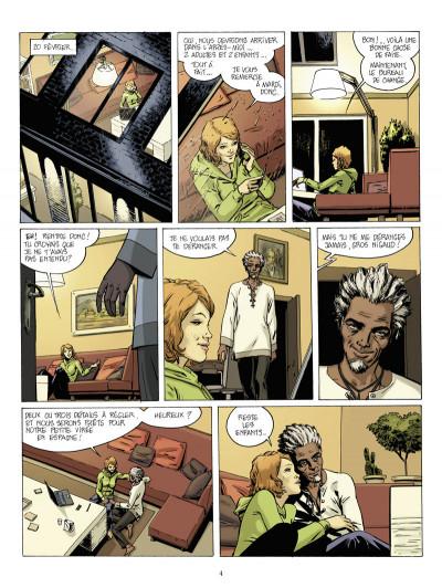 Page 2 destins tome 10 - le mur