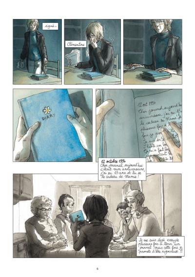 Page 1 le bleu est une couleur chaude