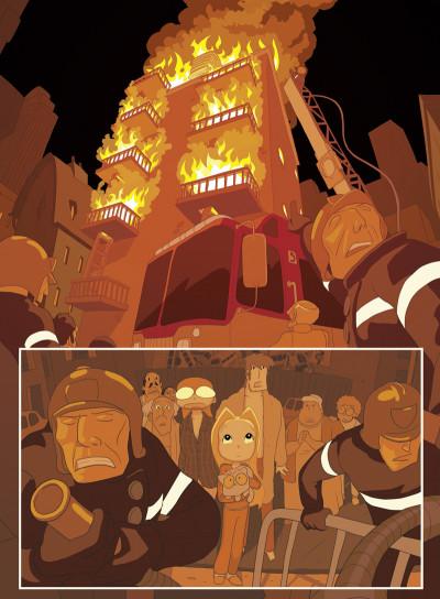 Page 1 lou tome 5 - laser ninja