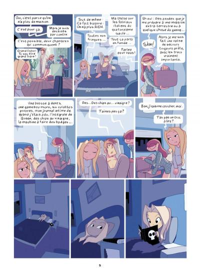 Page 3 lou tome 5 - laser ninja
