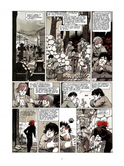 Page 3 Sambre - intégrale 40 ans