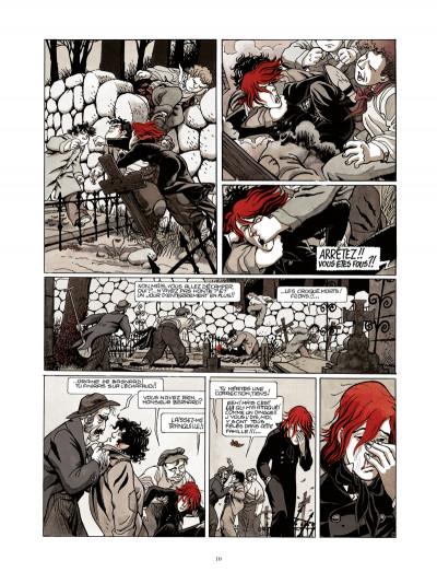 Page 4 Sambre - intégrale 40 ans