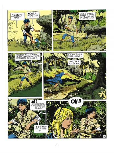Page 3 les écluses du ciel - intégrale tome 1 à tome 3