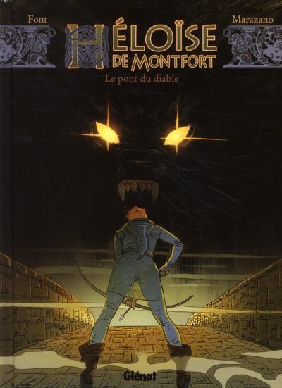 image de Héloïse de Montfort tome 2 - le pont du diable