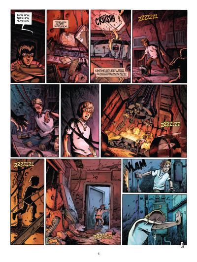 Page 2 h.o.p.e. tome 1 - deyann