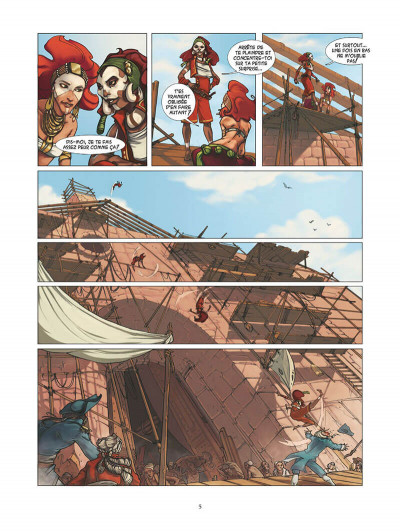 Page 8 Perle blanche tome 1