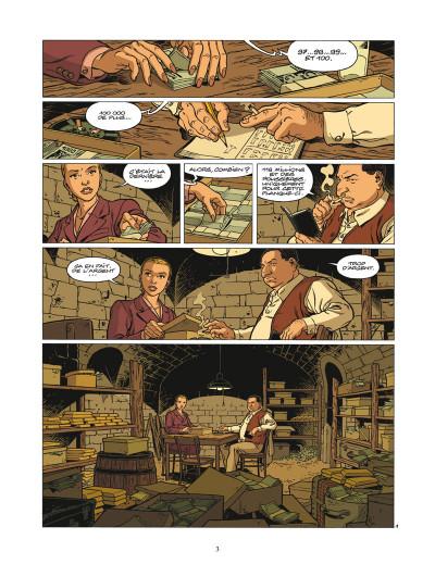 Page 1 Il était une fois en france tome 3