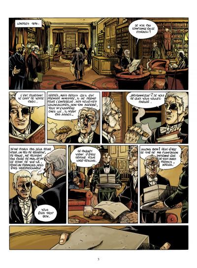 Page 1 le juge sans terre tome 1 - lumière éteinte