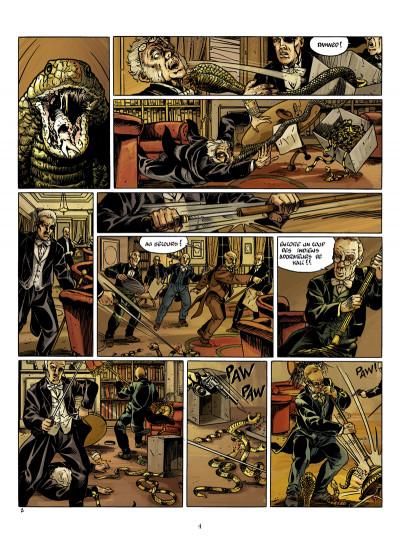 Page 2 le juge sans terre tome 1 - lumière éteinte