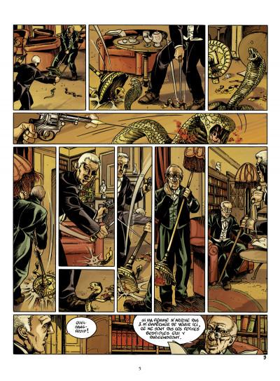Page 3 le juge sans terre tome 1 - lumière éteinte