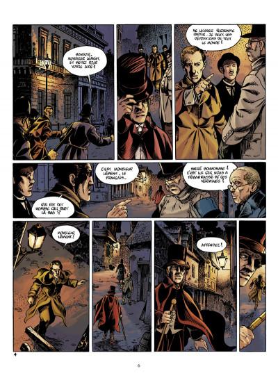 Page 4 le juge sans terre tome 1 - lumière éteinte