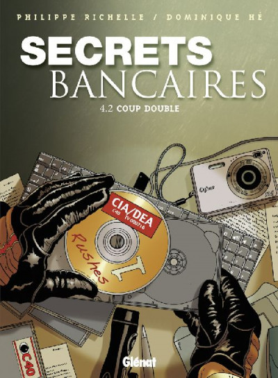 image de secrets bancaires tome 4.2 - coup double