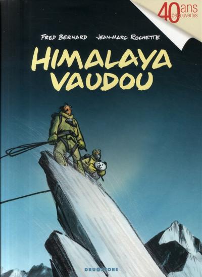 Couverture himalaya vaudou