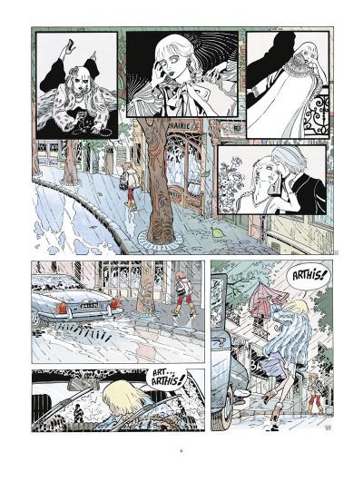 Page 2 balade au bout du monde ; cycle 1 ; intégrale 40 ans