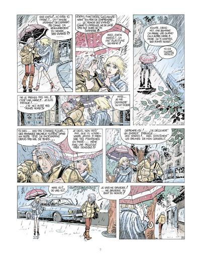 Page 3 balade au bout du monde ; cycle 1 ; intégrale 40 ans