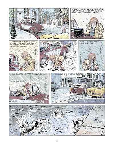 Page 1 balade au bout du monde ; cycle 1 ; intégrale 40 ans
