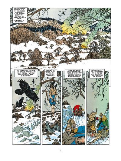 Page 1 les 7 vies de l'épervier ; intégrale 40 ans