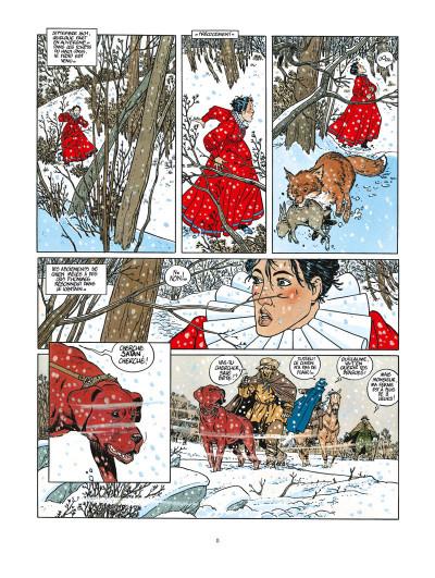 Page 2 les 7 vies de l'épervier ; intégrale 40 ans