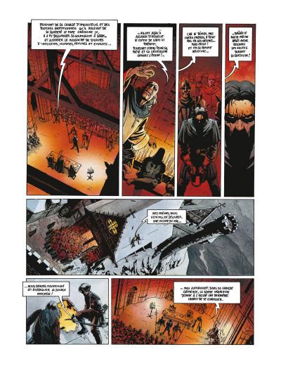 Page 2 le troisième testament ; intégrale 40 ans glénat