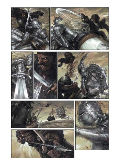 Page 3 sang royal tome 1 - noces sacrilèges