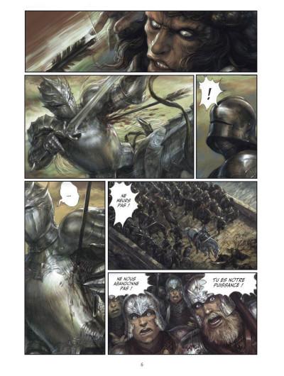 Page 4 sang royal tome 1 - noces sacrilèges