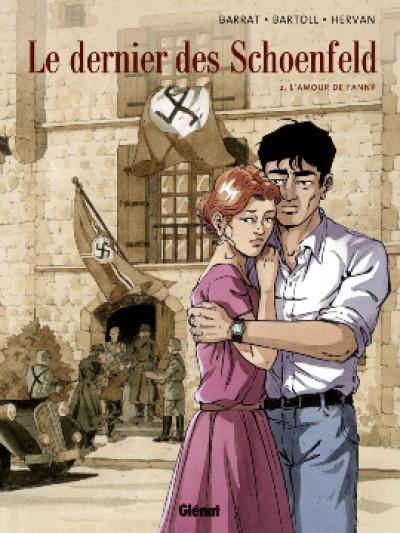 image de le dernier des Schoenfeld tome 2 - l'amour de Fanny