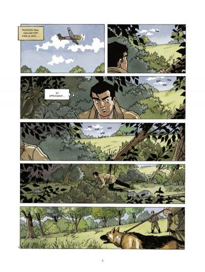 Page 1 le dernier des Schoenfeld tome 2 - l'amour de Fanny