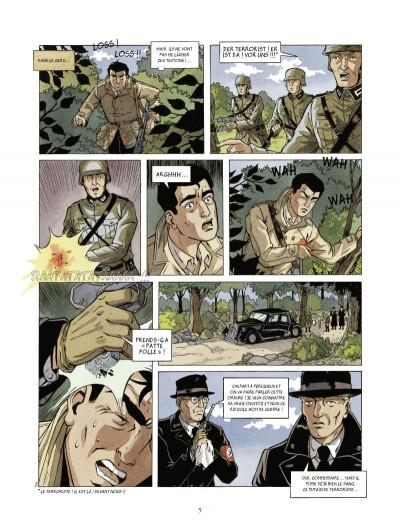 Page 3 le dernier des Schoenfeld tome 2 - l'amour de Fanny