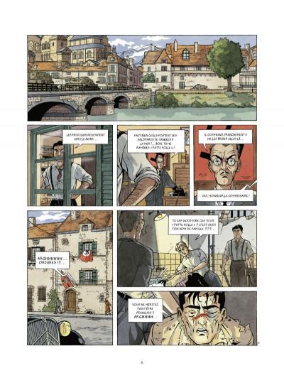 Page 4 le dernier des Schoenfeld tome 2 - l'amour de Fanny