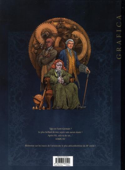 Dos saint-germain tome 2 - le marquis de l'ombre