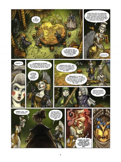 Page 2 saint-germain tome 2 - le marquis de l'ombre