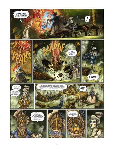 Page 3 saint-germain tome 2 - le marquis de l'ombre
