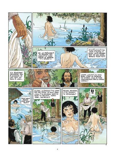 Page 2 le fer et le feu ; intégrale