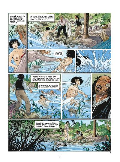 Page 3 le fer et le feu ; intégrale