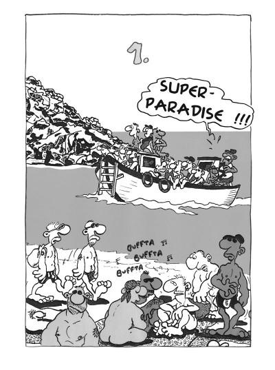 Page 2 super-paradise ; intégrale